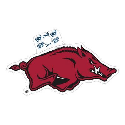University of Arkansas Sticker - mascot