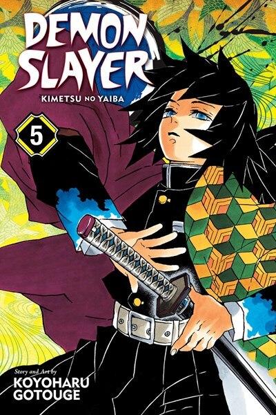 Demon Slayer: Kimetsu No Yaiba  Vol. 5  5