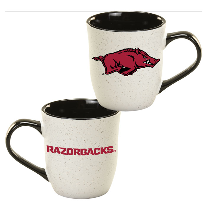 University of Arkansas 16 oz Granite Ceramic Mug
