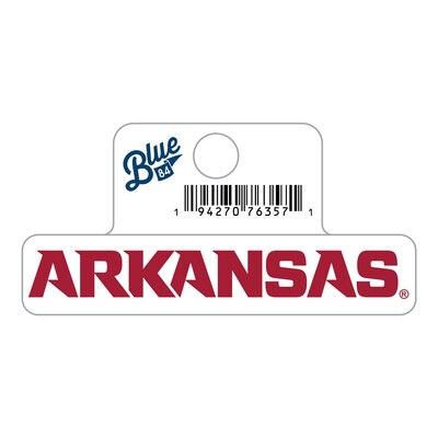 University of Arkansas Sticker - mini wordmark