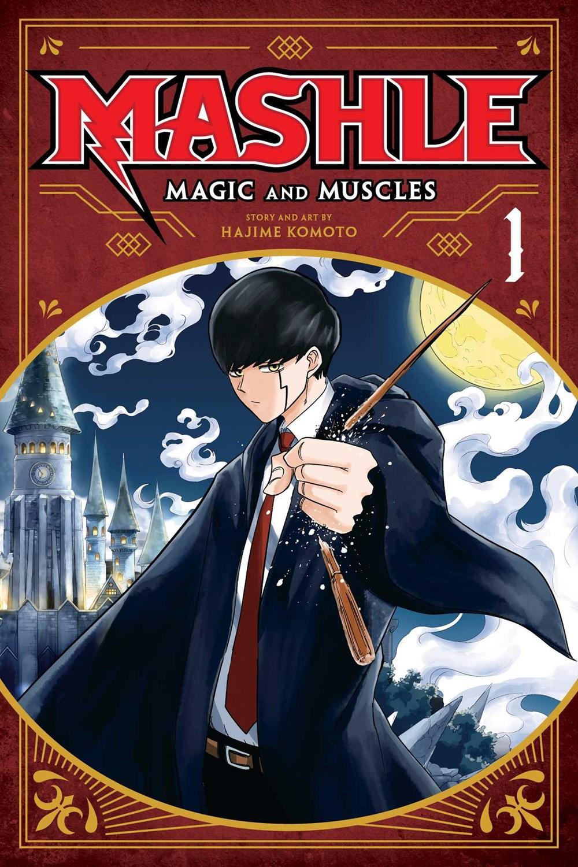 Mashle: Magic and Muscles  Vol. 1  1