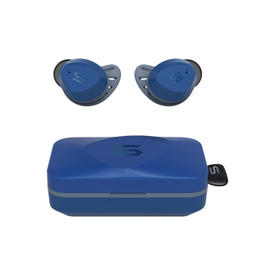 Soul S-Fit All-Conditions TrueWireless Blue