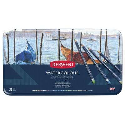 Derwent Watercolor Pencil 36-Color Set