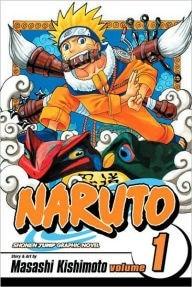 Naruto  Vol. 1  1