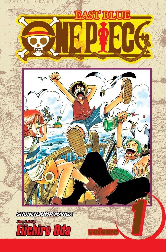 One Piece  Vol. 1  1