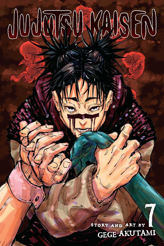 Jujutsu Kaisen  Vol. 7  7