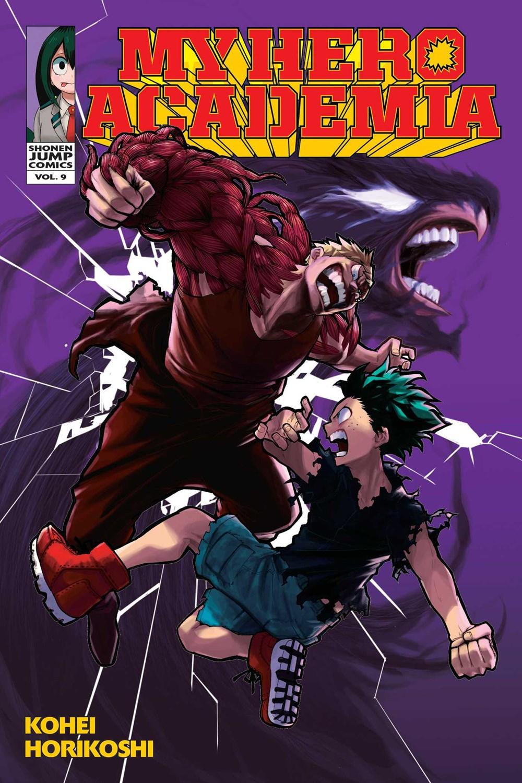 My Hero Academia  Vol. 9  9