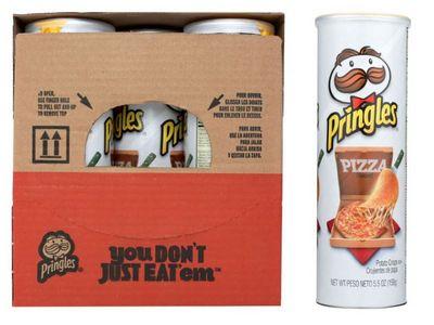 Pringles Pringles Pizza  14/5.57oz