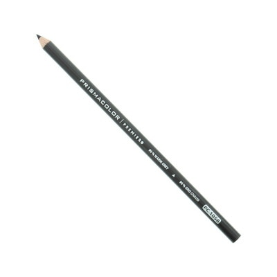 Prismacolor Premier Thick Core Colored Pencil, Warm Gray 90%