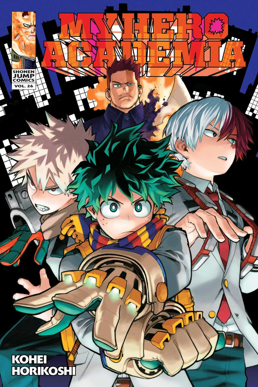 My Hero Academia  Vol. 26  26