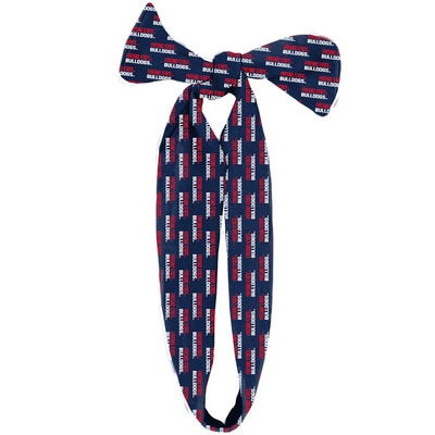 Fresno State Spirit Cheer Gear Bow Headband