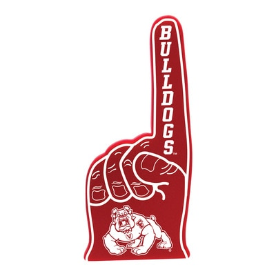 Fresno State Mini Foam Finger