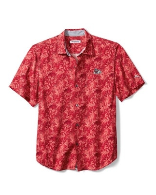 Tommy Bahama Fresno State Sport Jungle Shade Silk Woven