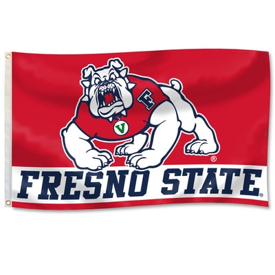 The Bulldog Shop Flag