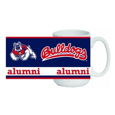Fresno State 15oz Alumni Ceramic Coffee Mug