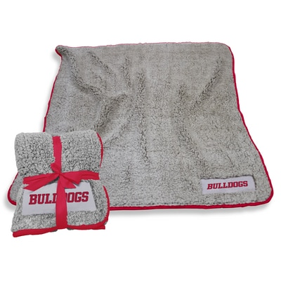 Fresno State Frosty Fleece Blanket