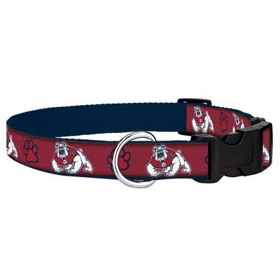 Fresno State Dog Collar