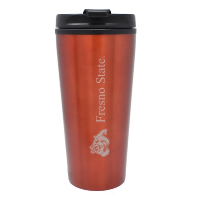 Fresno State 16oz Insulated Travel Tumbler