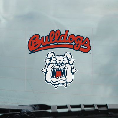 The Bulldog Shop Decal