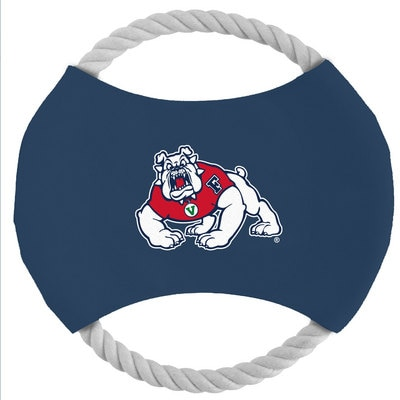 Fresno State Dog Rope Disc