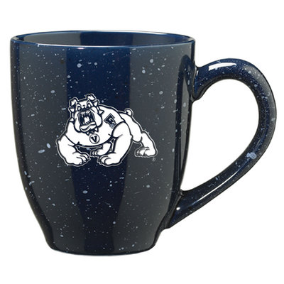 Fresno State 16 oz Speckled Ceramic Coffee Mug
