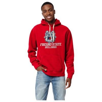 League Fresno State Stadium Fleece Hoodie Pullover Sweatshirt