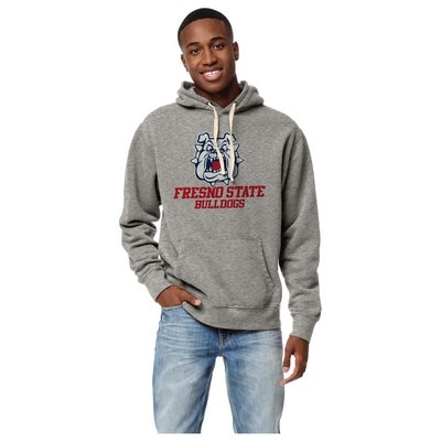 League The Bulldog Shop Stadium Fleece Hoodie Pullover Sweatshirt