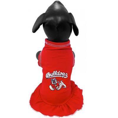 Fresno State Dog Dress