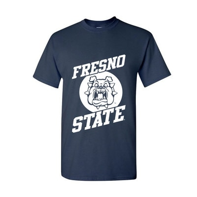 The Bulldog Shop Crewneck T-shirt