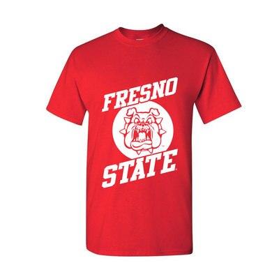 Fresno State Crewneck T-shirt