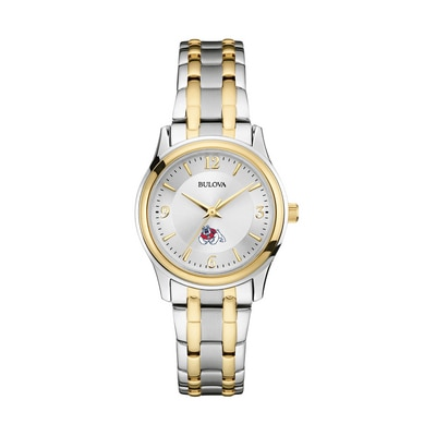 Fresno State Bulova Lady Watch