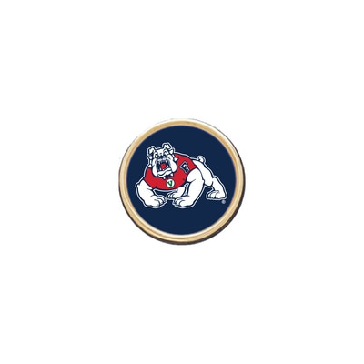 The Bulldog Shop Lapel Pin