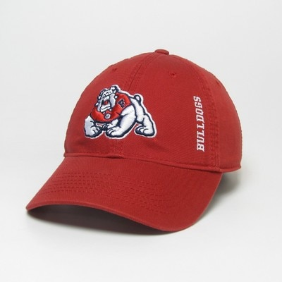 Legacy Fresno State Unstructured Adjustable Cap Hat