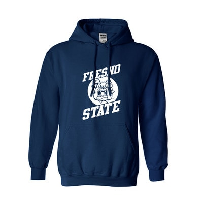 Fresno State Hoodie Pullover Sweatshirt