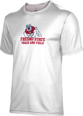 Spectrum Track & Field Youth Unisex 50/50 Distressed Short Sleeve Tee