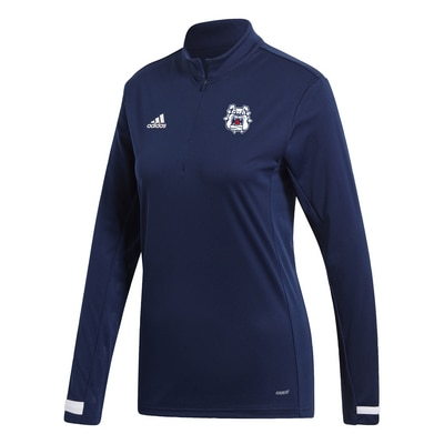 Adidas Team 19 Long Sleeve Quarter Zip