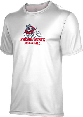 Spectrum Volleyball Youth Unisex 50/50 Distressed Short Sleeve Tee