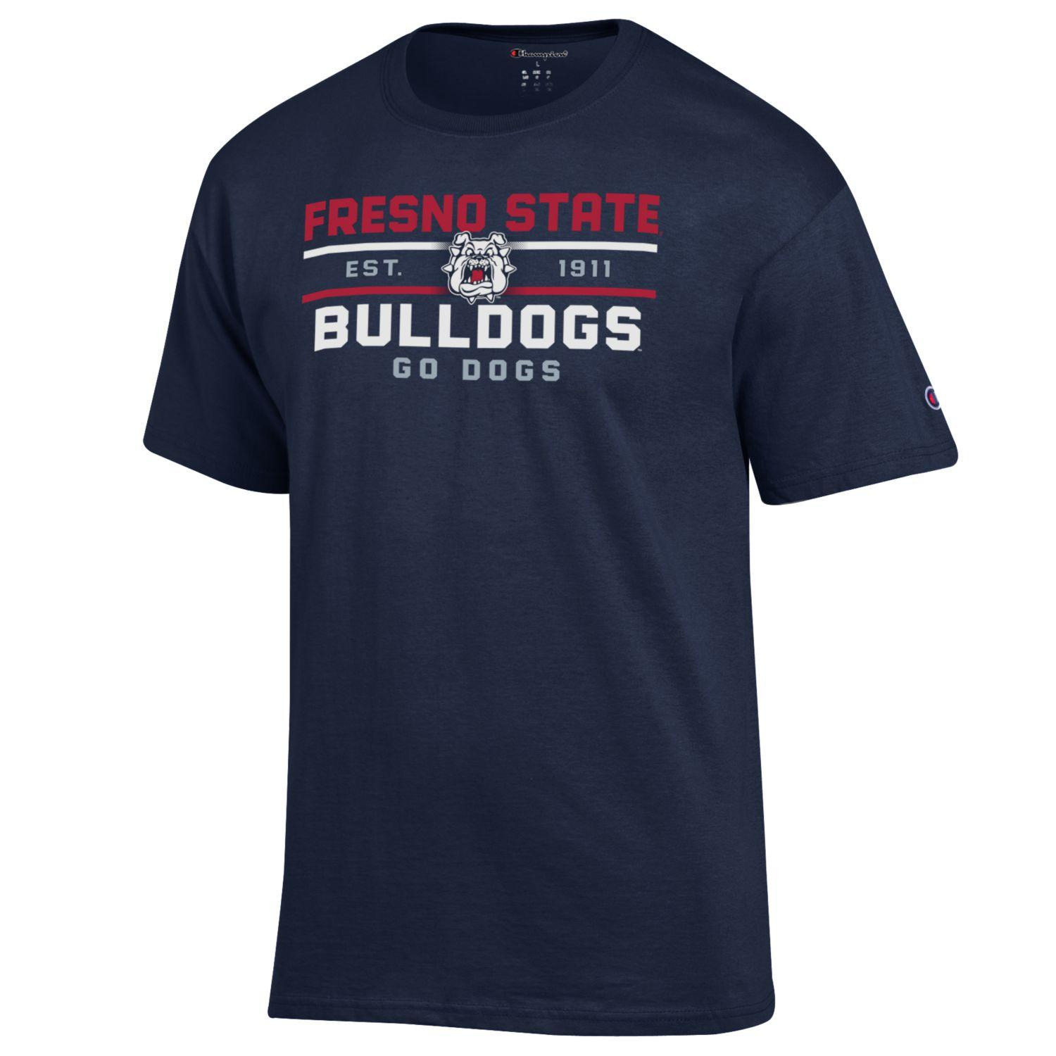 Champion The Bulldog Shop Jersey Crewneck T-shirt