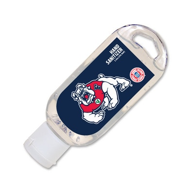 Fresno State 1.5 oz Gel Hand Sanitizer
