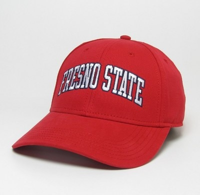 Fresno State Legacy Mid Pro Structured Adjustable Hat