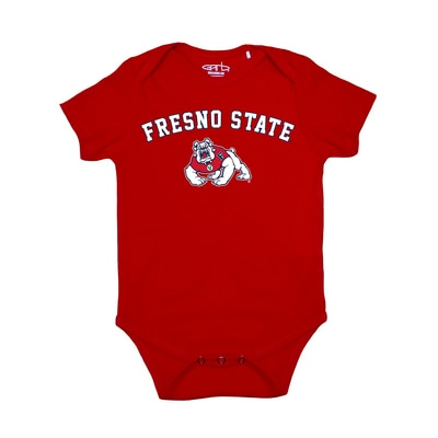 Fresno State Garb Infant Otis Bodysuit