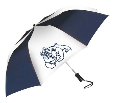 Fresno State The Sport 48 inch Auto Open Folding Umbrella