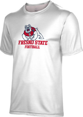 Prosphere The Bulldog Shop  Crewneck T-shirt