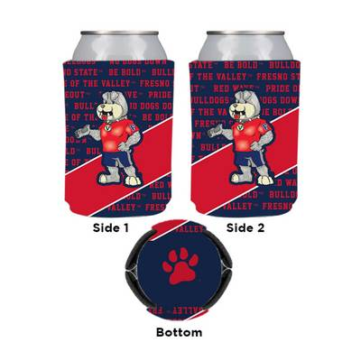 Fresno State Can Cooler