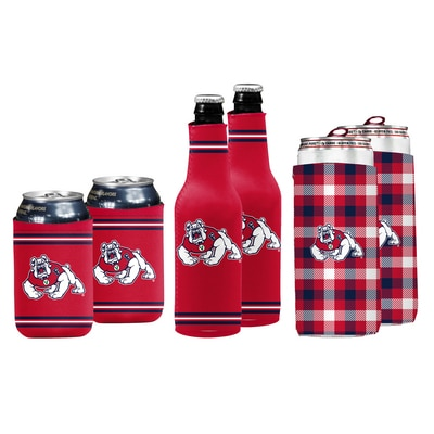 Fresno State Coozie Variety Pack