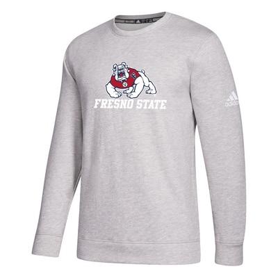 Adidas Fresno State Unisex Fleece Pullover Sweatshirt