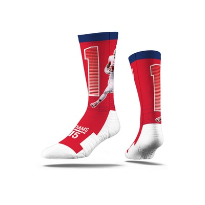 Strideline Fresno State Davante Adams Sock