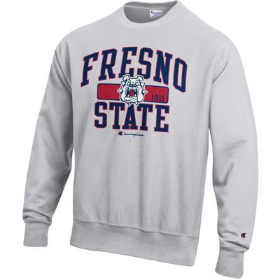 Champion The Bulldog Shop Reverse Weave Pullover Sweatshirt