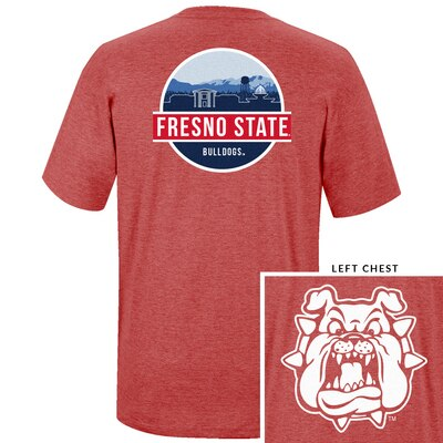Uscape Fresno State Ultimate Crewneck T-shirt