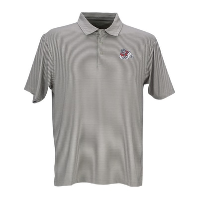 Vansport Pro Tonal Micro-Stripe Polo